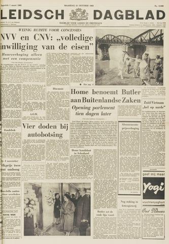 Leidsch Dagblad 1963-10-21