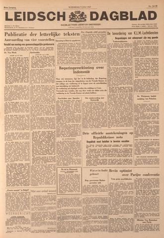Leidsch Dagblad 1947-07-09