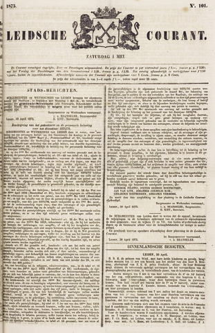 Leydse Courant 1875-05-01