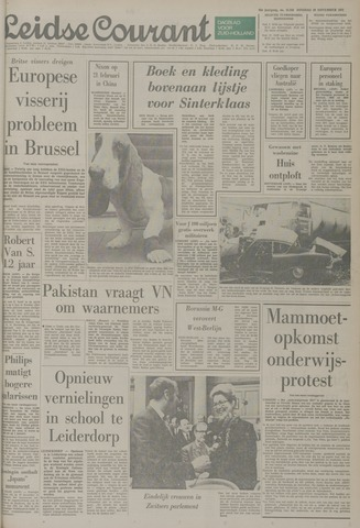 Leidse Courant 1971-11-30
