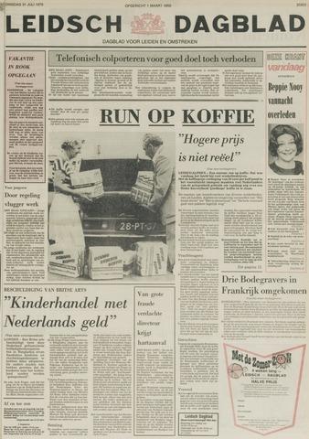 Leidsch Dagblad 1979-07-31