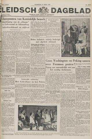 Leidsch Dagblad 1955-04-27