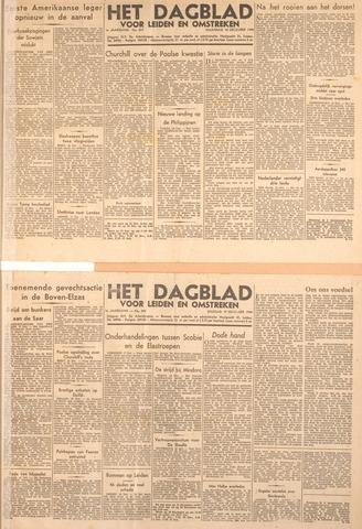 Dagblad voor Leiden en Omstreken 1944-12-18