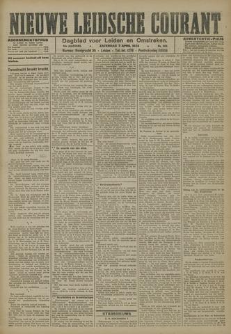 Nieuwe Leidsche Courant 1923-04-07