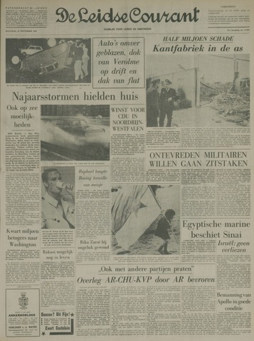 Leidse Courant 1969-11-10