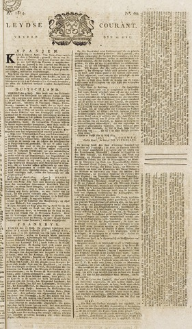 Leydse Courant 1814-05-20
