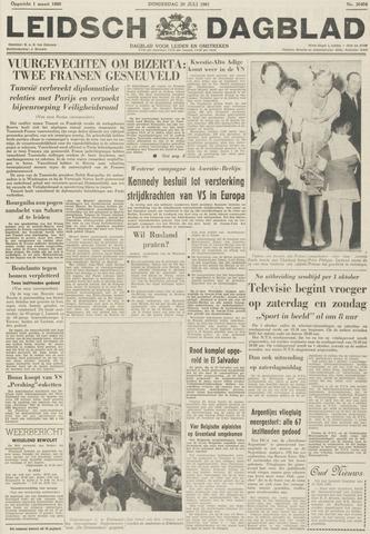 Leidsch Dagblad 1961-07-20