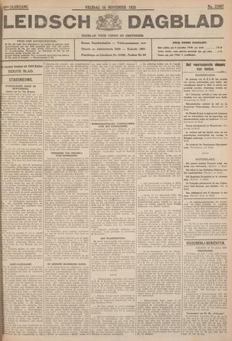 Leidsch Dagblad 1928-11-16