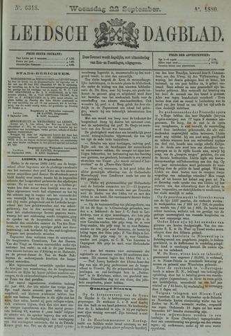 Leidsch Dagblad 1880-09-22