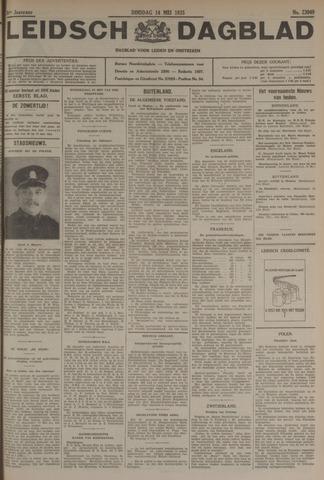 Leidsch Dagblad 1935-05-14