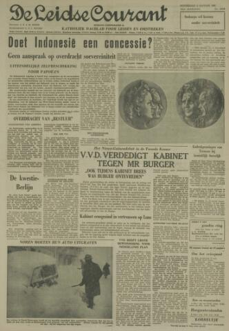 Leidse Courant 1962-01-04