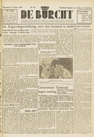 De Burcht 1945-10-17