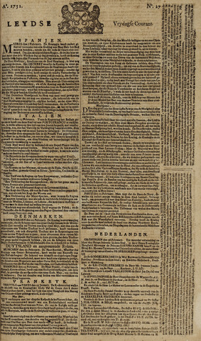 Leydse Courant 1752-03-03