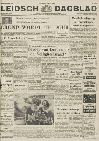 Leidsch Dagblad 1966-04-07