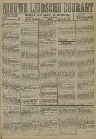 Nieuwe Leidsche Courant 1921-04-01