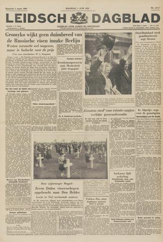 Leidsch Dagblad 1959-06-01
