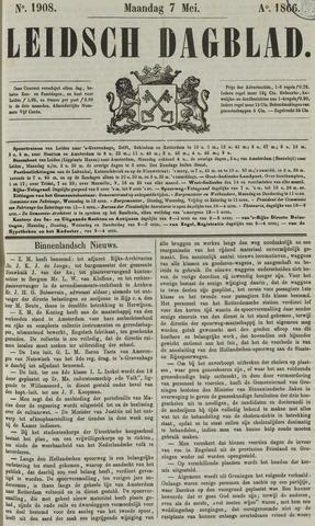 Leidsch Dagblad 1866-05-07