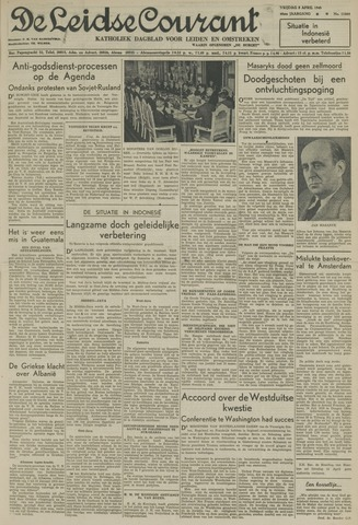 Leidse Courant 1949-04-08