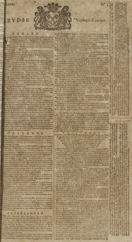 Leydse Courant 1771-01-11