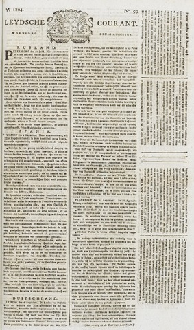 Leydse Courant 1824-08-18