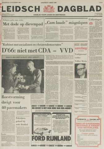 Leidsch Dagblad 1980-12-18