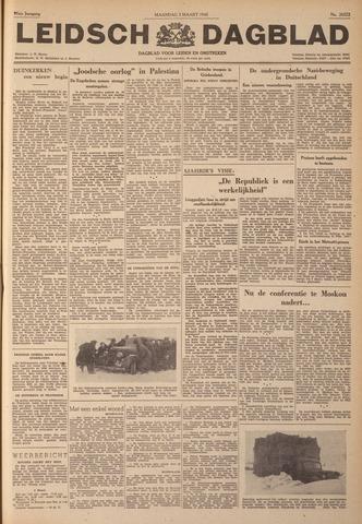 Leidsch Dagblad 1947-03-03