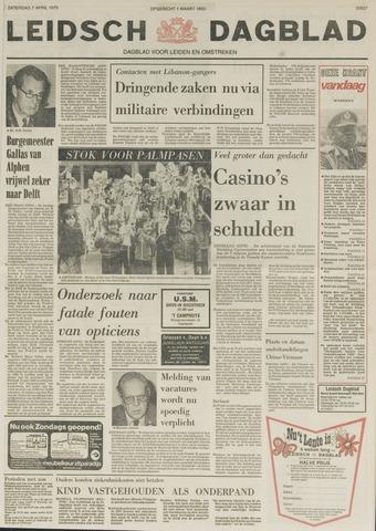 Leidsch Dagblad 1979-04-07