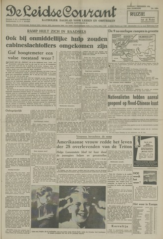 Leidse Courant 1954-09-07