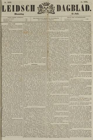 Leidsch Dagblad 1870-07-11