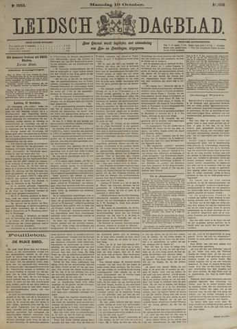 Leidsch Dagblad 1896-10-19
