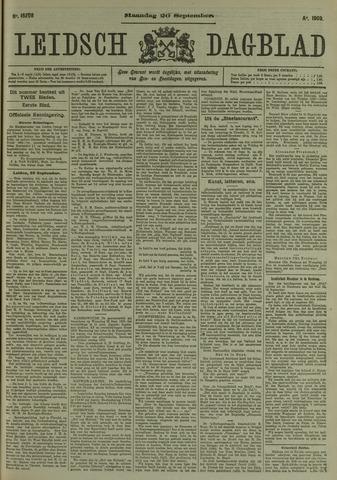 Leidsch Dagblad 1909-09-20