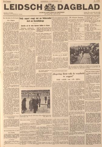 Leidsch Dagblad 1947-09-25