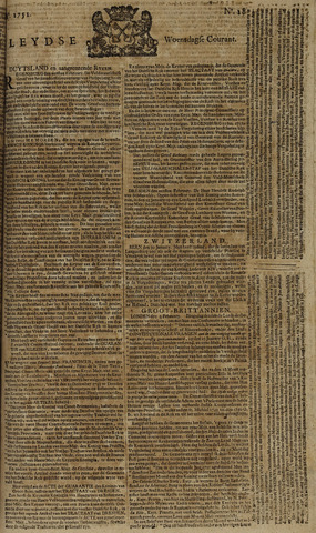 Leydse Courant 1751-02-10