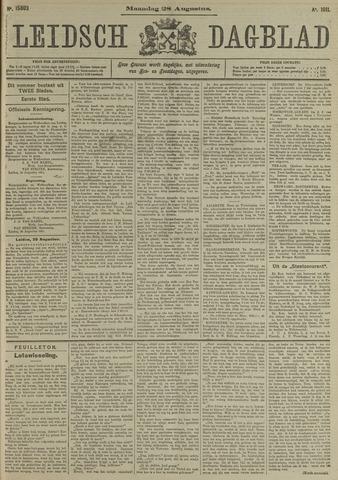 Leidsch Dagblad 1911-08-28