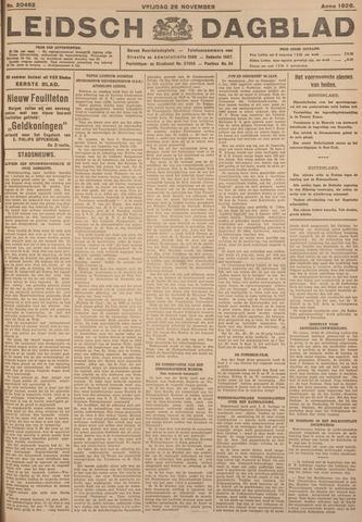 Leidsch Dagblad 1926-11-26