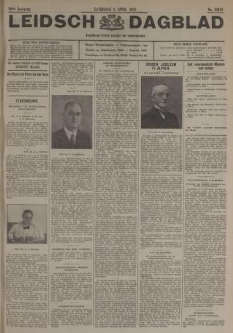 Leidsch Dagblad 1935-04-06