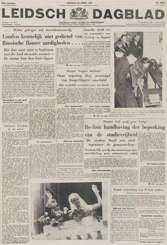 Leidsch Dagblad 1956-04-20