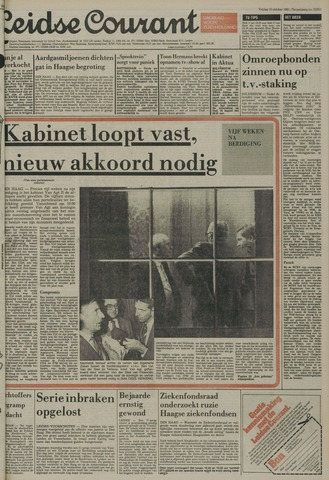 Leidse Courant 1981-10-16