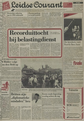 Leidse Courant 1984-07-07
