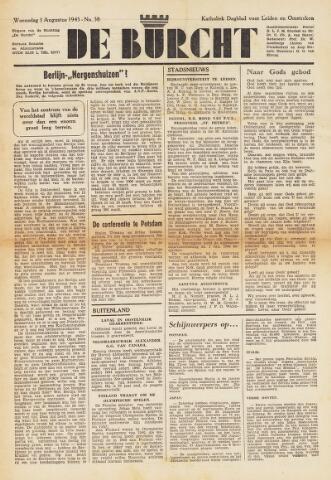 De Burcht 1945-08-01
