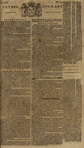 Leydse Courant 1782-10-28