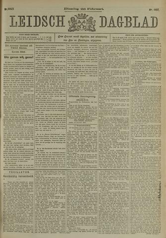 Leidsch Dagblad 1907-02-26