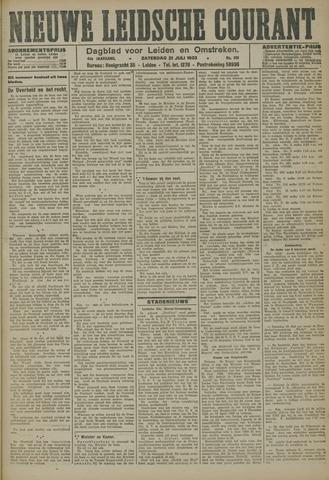 Nieuwe Leidsche Courant 1923-07-21