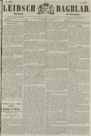 Leidsch Dagblad 1870-11-12