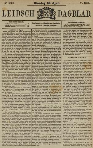 Leidsch Dagblad 1882-04-18
