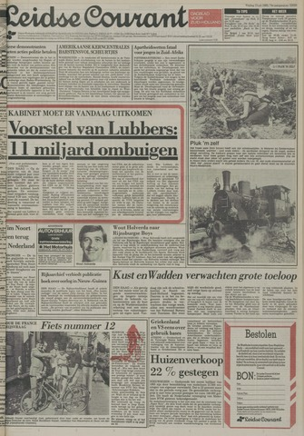 Leidse Courant 1983-07-15