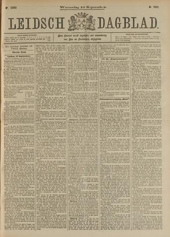 Leidsch Dagblad 1902-09-10