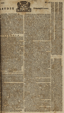 Leydse Courant 1752-10-25