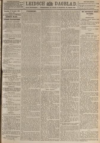 Leidsch Dagblad 1921-11-09