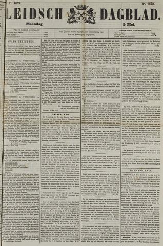 Leidsch Dagblad 1873-05-05